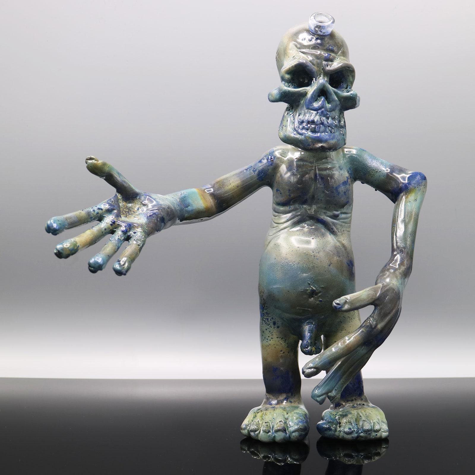 Jonny Carrcass – Nude Dad Bod Skull Troll