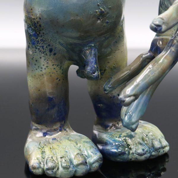 Jonny Carrcass Nude Dad Bod Skull Troll