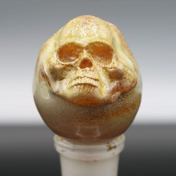 Jonny Carrcass Skullcap Skull Bubble cap