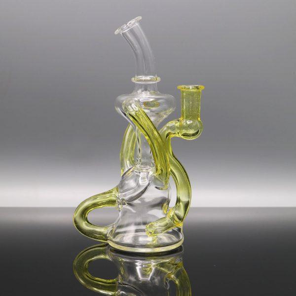 UNLMTD Glass Thomas Transparent Yellow Klein Recycler