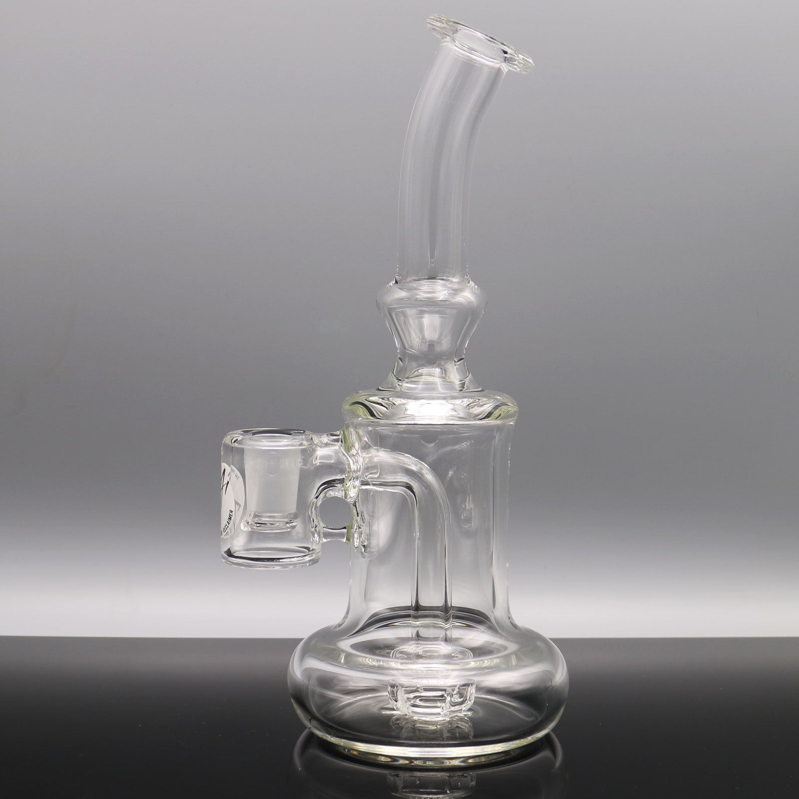 Jeff Patterson – Large Clear Silicone Reclaimer Rig