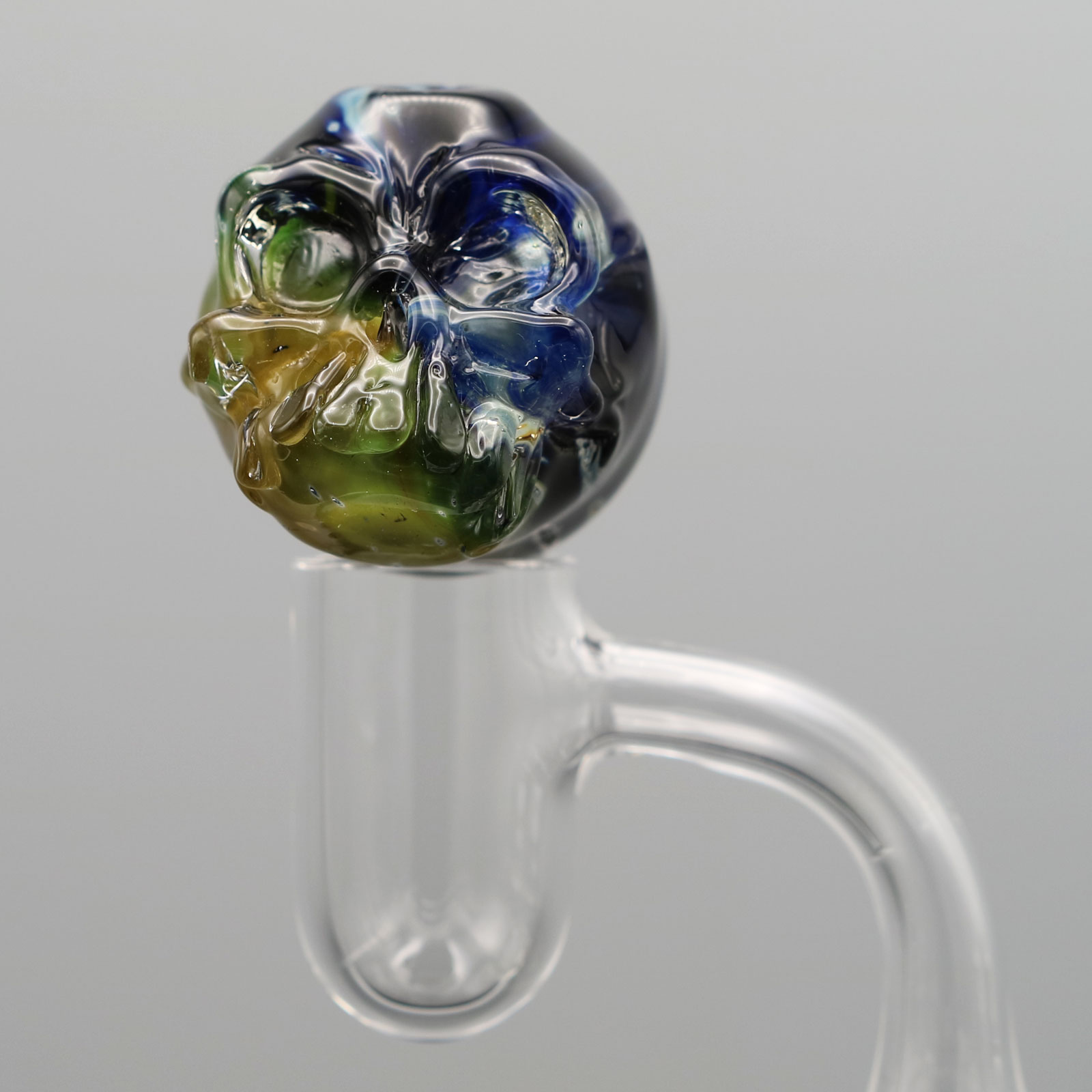 Jonny Carrcass – Spacetech Skull Bubble Cap