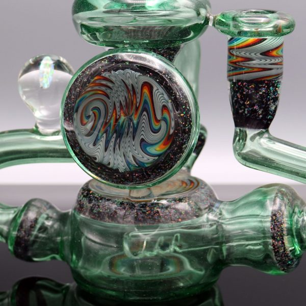 Josh-Chappell-green-stardust-crushed-opal-recycler-2