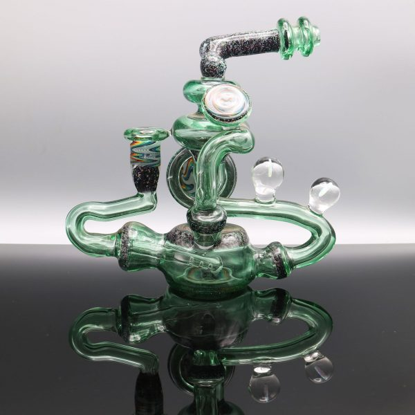 Josh-Chappell-green-stardust-crushed-opal-recycler-4