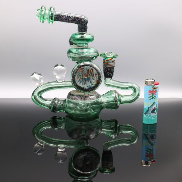 Josh-Chappell-green-stardust-crushed-opal-recycler-6