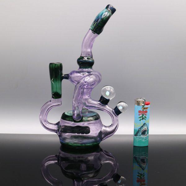 Josh-Chappell-purple-lollipop-experimental-green-recycler-6
