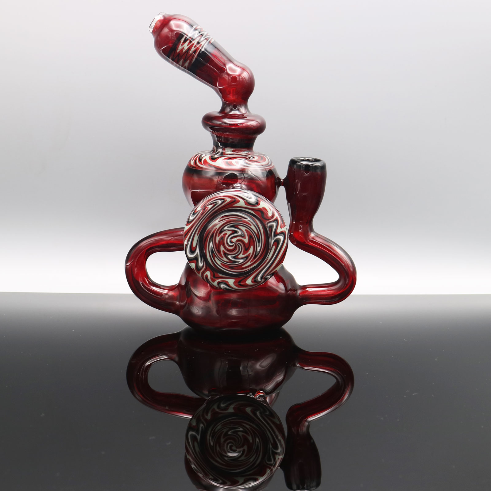 Chappell Glass – Red Elvis Recycler