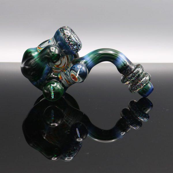 josh-chappell-experimental-green-crushed-opal-sherlock-3