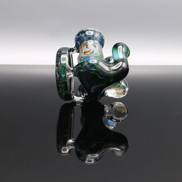 josh-chappell-experimental-green-crushed-opal-sherlock-4