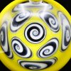 Kaja Glass 2019 Canary 9 Piece Microspiral Pendant