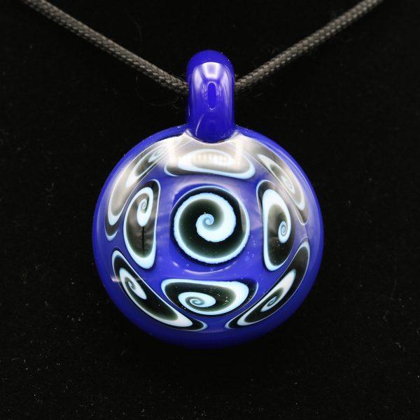 kaja-glass-deja-blue-microspiral-pendant-1