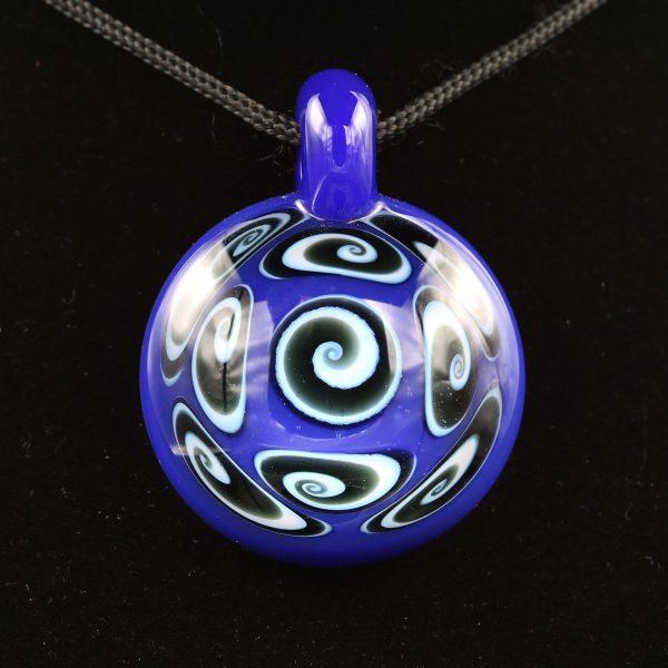 kaja-glass-deja-blue-microspiral-pendant-2