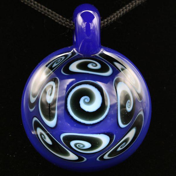 kaja-glass-deja-blue-microspiral-pendant-5