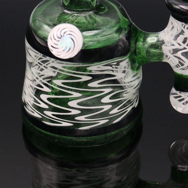 chappell-glass-green-white-opal-banger-hanger-4