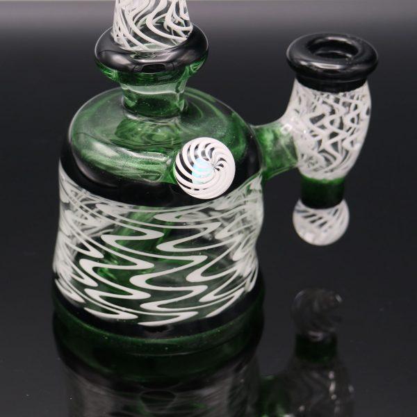 chappell-glass-green-white-opal-banger-hanger-5