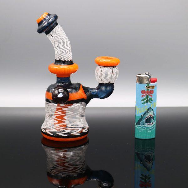 chappell-glass-blue-stardust-orange-banger-hanger-7