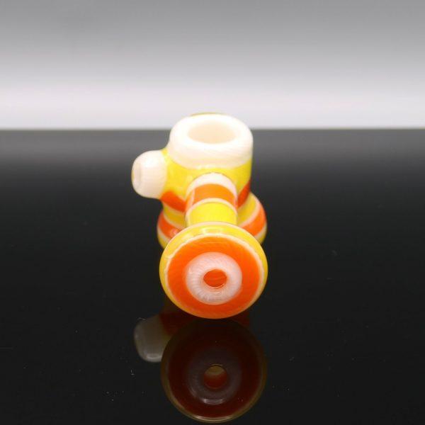 chappell-glass-orange-yellow-mini-hammer-1