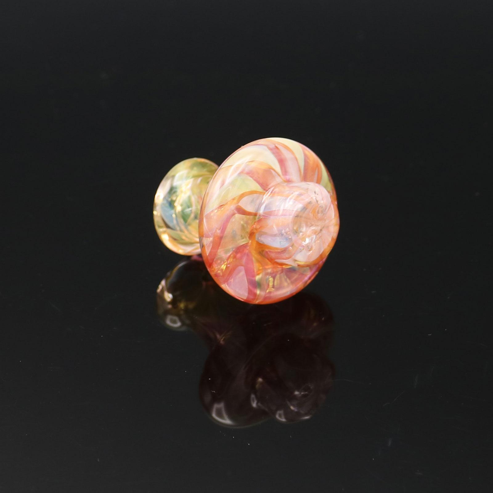 Glassmith – Fumed Spinnercap Pearl Set 2