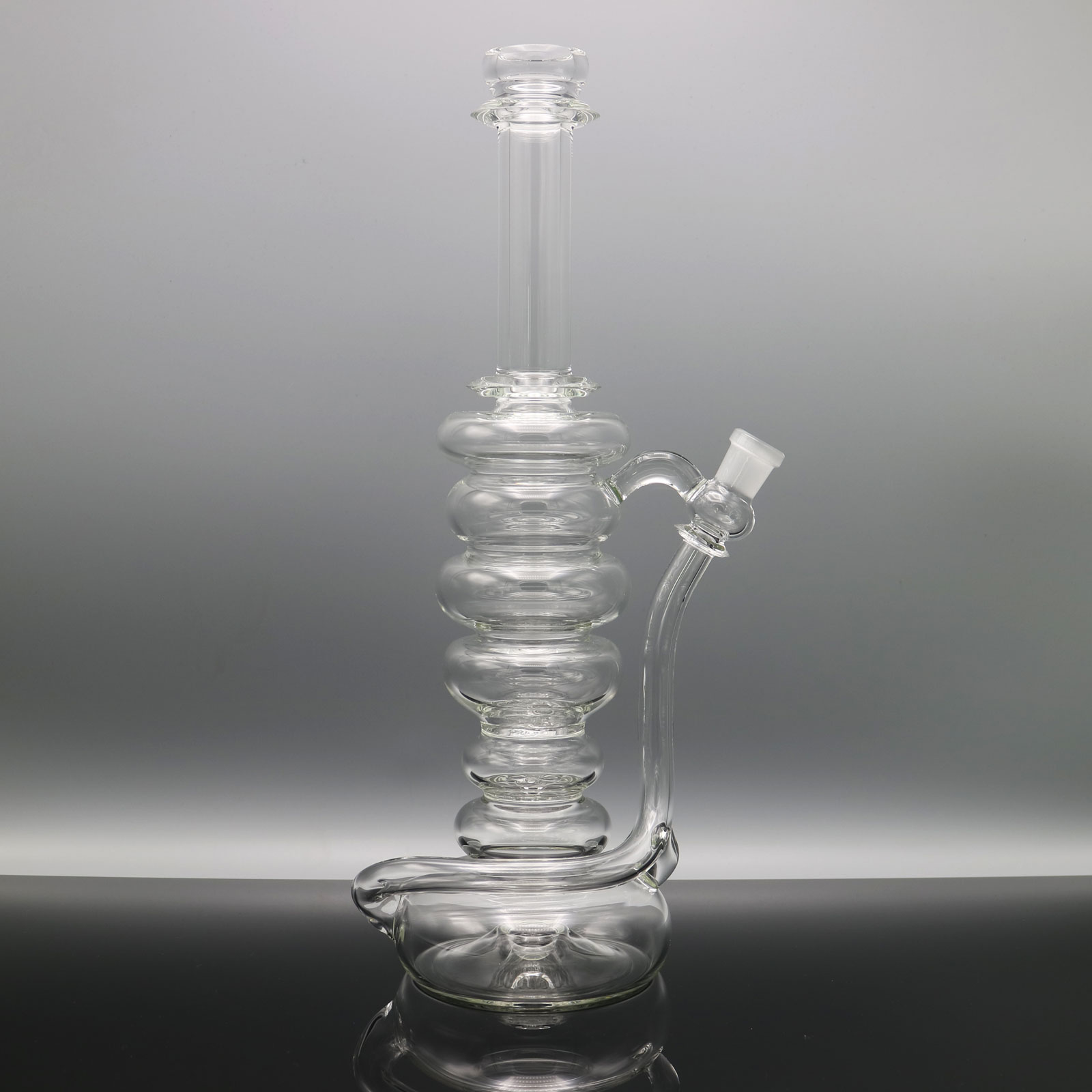 Mike Philpot – 2020 Clear Double Disc Diffuser Longneck Phlowerpot