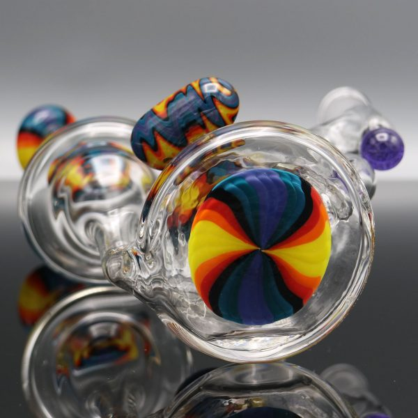 chappell-glass-blue-yellow-orange-recycler-1