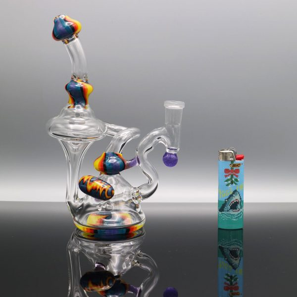 chappell-glass-blue-yellow-orange-recycler-7