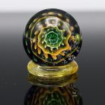 Garden of Eden Glass Fumed UV Marble