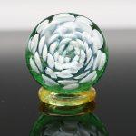 ELFUDGD Flower Marble