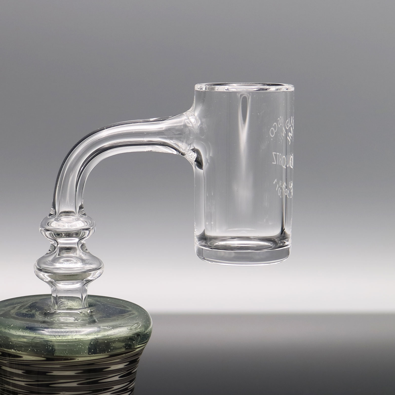 JM Glass CO – 10 mm Male Quartz Banger