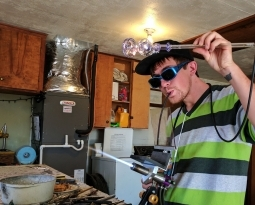 Glass Artist Origins: Glassmith